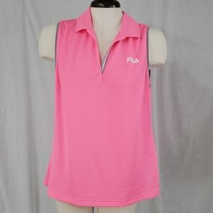 Fila Golf active sleeveless top